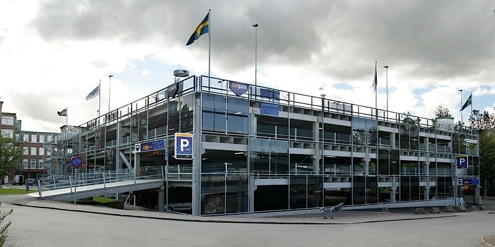 P-huset Kanolds byggt enligt Strängbetongs Tempodeck system.