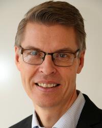 Fredrik Holst, VD Strängbetong