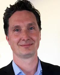 Henrik Vinell, affärsutvecklare Strängbetong