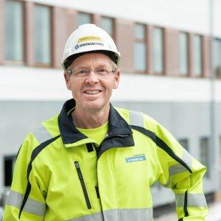 Strängbetongs Torsten Persson är en av tre nominerade till Årets Montageledare