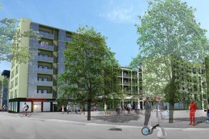 Colonia II, Arkitektebild: Winell & Jern
